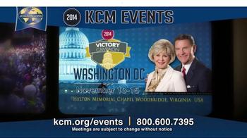Kenneth Copeland Ministries TV Spot, '2014 KCM Events' - Thumbnail 6