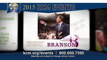 Kenneth Copeland Ministries TV Spot, '2014 KCM Events' - Thumbnail 8