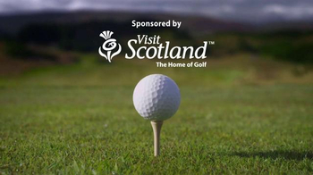 Visit Scotland TV Spot, 'The Home of Golf'