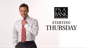 JoS. A. Bank TV Spot, 'September BOGO + BOG2' - Thumbnail 1