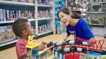 Toys R Us TV Spot, 'Next Stop, Imagination Station'