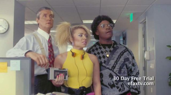 eFax TV Spot, 'Not the '80s Anymore' - Thumbnail 8