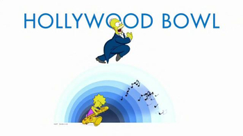 Hollywood Bowl The Simpsons Take The Bowl TV Spot - Thumbnail 1