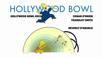 Hollywood Bowl The Simpsons Take The Bowl TV Spot - Thumbnail 3