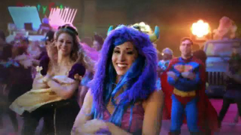 Party City TV Spot, 'Create Your Own Halloween Look!' - Thumbnail 2
