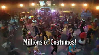 Party City TV Spot, 'Create Your Own Halloween Look!' - Thumbnail 3