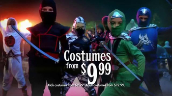 Party City TV Spot, 'Create Your Own Halloween Look!' - 1919 commercial airings