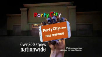 Party City TV Spot, 'Create Your Own Halloween Look!' - Thumbnail 5