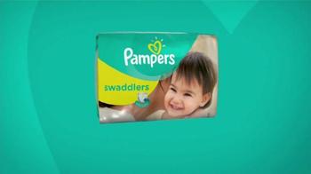 Pampers Swaddlers TV Spot, 'Momentos de Amor' [Spanish] - Thumbnail 10
