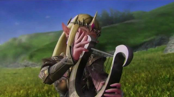 Hyrule Warriors TV Spot, 'Time to Fight' - Thumbnail 1