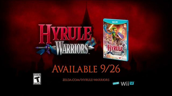 Hyrule Warriors TV Spot, 'Time to Fight' - Thumbnail 10
