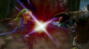 Hyrule Warriors TV Spot, 'Time to Fight' - Thumbnail 4