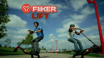 Y Fliker Lift TV Spot, \'Extreme Riding Performance\'