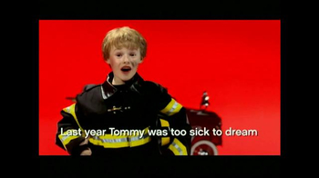 Jeffrey Modell Foundation TV Spot, 'When I Grow Up, I Want to be a Fireman' - Thumbnail 2
