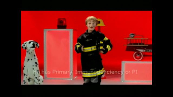 Jeffrey Modell Foundation TV Spot, 'When I Grow Up, I Want to be a Fireman' - Thumbnail 4
