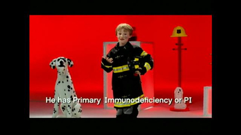 Jeffrey Modell Foundation TV Spot, 'When I Grow Up, I Want to be a Fireman' - Thumbnail 5