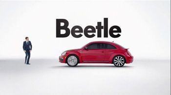 Volkswagen Beetle R-Line TV Spot, 'Beast' - 4 commercial airings