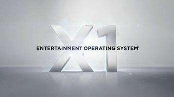 XFINITY X1 Entertainment Operating System TV Spot, 'College Football' - Thumbnail 10