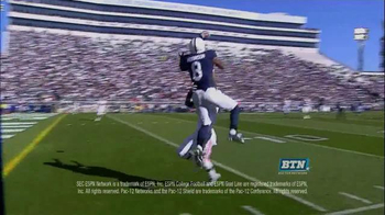 XFINITY X1 Entertainment Operating System TV Spot, 'College Football' - Thumbnail 8