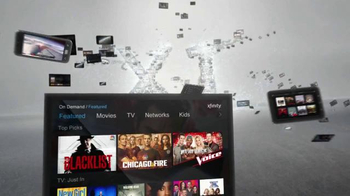 XFINITY X1 Entertainment Operating System TV Spot, 'College Football' - Thumbnail 9