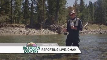Okanogan Country TV Spot, 'Fishing Omak and Golfing Brewster' - Thumbnail 6