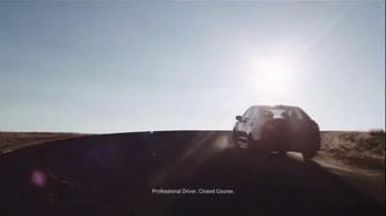 Subaru WRX TV Spot, 'Desert Race' - Thumbnail 1