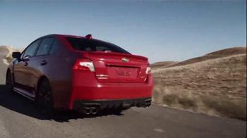 Subaru WRX TV Spot, 'Desert Race' - Thumbnail 5