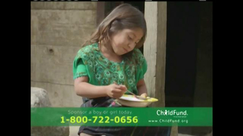 Child Fund TV Spot, 'Reach Out' - Thumbnail 6