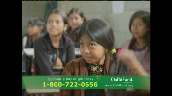 Child Fund TV Spot, 'Reach Out' - Thumbnail 7
