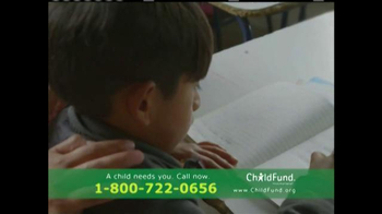 Child Fund TV Spot, 'Reach Out' - Thumbnail 8
