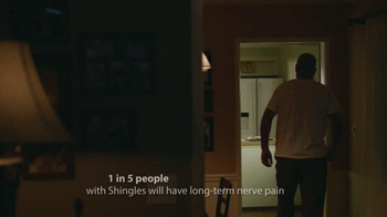 Merck TV Spot, 'Night #14 with Shingles' - Thumbnail 9