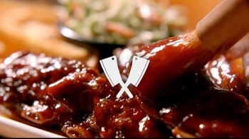 Applebee's All-You-Can-Eat Crosscut Ribs TV Spot, 'Still Haven't Tried?' - Thumbnail 1