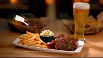 Applebee's All-You-Can-Eat Crosscut Ribs TV Spot, 'Still Haven't Tried?' - Thumbnail 6