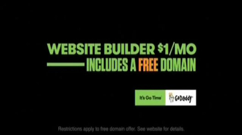 GoDaddy TV Spot, 'Related' - Thumbnail 6