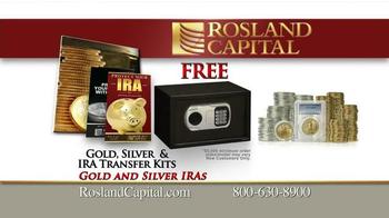 Rosland Capital TV Spot, 'US National Debt: 17.5 Trillion' - Thumbnail 10