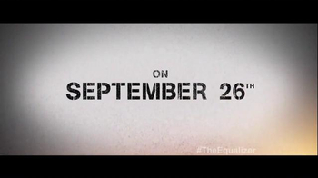 The Equalizer - Alternate Trailer 10