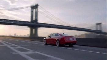 2015 Cadillac ATS Coupe TV Spot, 'Irresistible' Featuring Stephen Merchant - Thumbnail 10