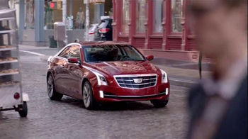 2015 Cadillac ATS Coupe TV Spot, 'Irresistible' Featuring Stephen Merchant - Thumbnail 2