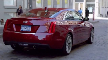 2015 Cadillac ATS Coupe TV Spot, 'Irresistible' Featuring Stephen Merchant - Thumbnail 4