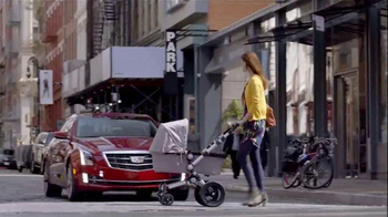 2015 Cadillac ATS Coupe TV Spot, 'Irresistible' Featuring Stephen Merchant - Thumbnail 5