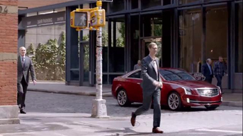 2015 Cadillac ATS Coupe TV Spot, 'Irresistible' Featuring Stephen Merchant - Thumbnail 7