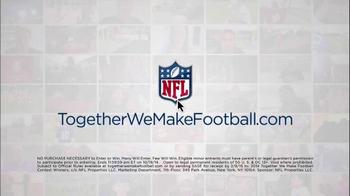 NFL Together We Make Football TV Spot, 'Hang Nguyen' - Thumbnail 10