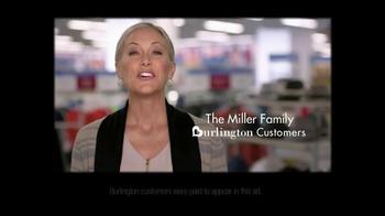 Burlington Coat Factory TV Spot, 'Fall Fashion for the Family for Less' - Thumbnail 1