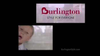 Burlington Coat Factory TV Spot, 'Fall Fashion for the Family for Less' - Thumbnail 10