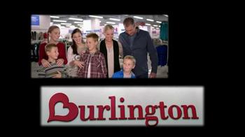 Burlington Coat Factory TV Spot, 'Fall Fashion for the Family for Less' - Thumbnail 3