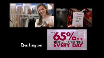 Burlington Coat Factory TV Spot, 'Fall Fashion for the Family for Less' - Thumbnail 8