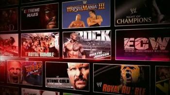 WWE Network TV Spot, 'Get the WWE Network' - Thumbnail 5