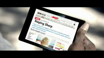 AARP Services, Inc. TV Spot, 'Staying Sharp' - Thumbnail 4