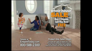 Empire Today Whole House Sale TV Spot, 'Best Finance Offer of the Year' - Thumbnail 6
