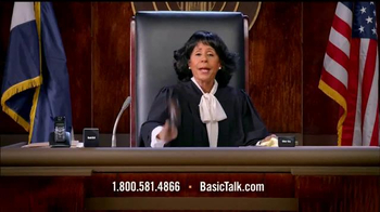 BasicTalk TV Spot, 'Judge' - Thumbnail 5